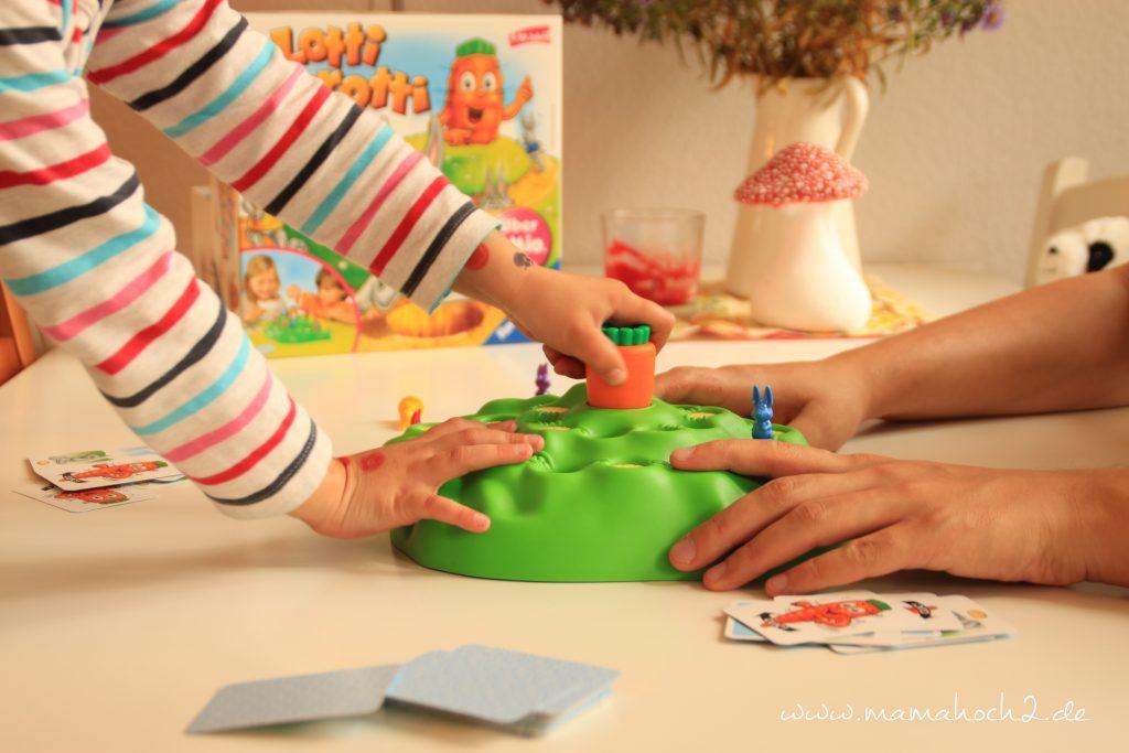 Lotti Karotti, Gesellschaftsspiel, Kinder 2