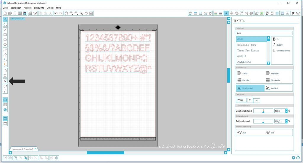 Miniplotts . Silhouette Protrait . plotteranleitung . plotten . plottmotiv erstellen (2)