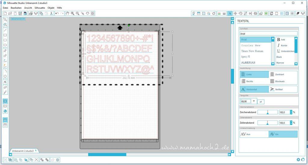 Miniplotts . Silhouette Protrait . plotteranleitung . plotten . plottmotiv erstellen (4)