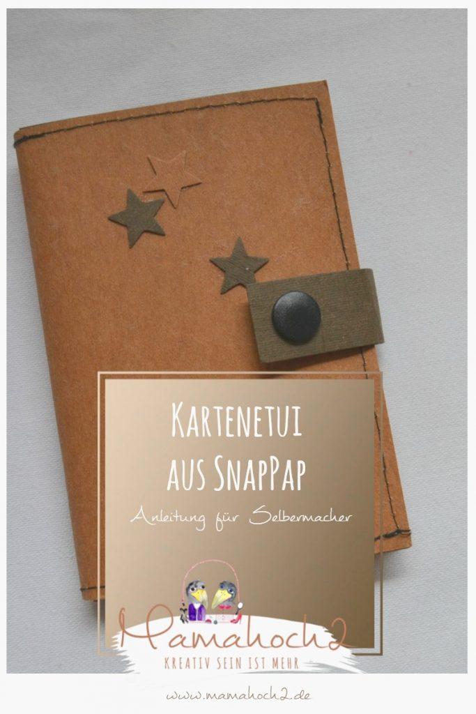 SnapPap – Nähen aus SnapPap . Kartenetui . Etui 18