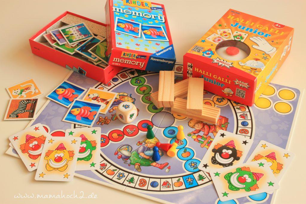 Spiele für Kinder Brettspiele Gesellschaftsspiele Spieletipps Kleinkinder
