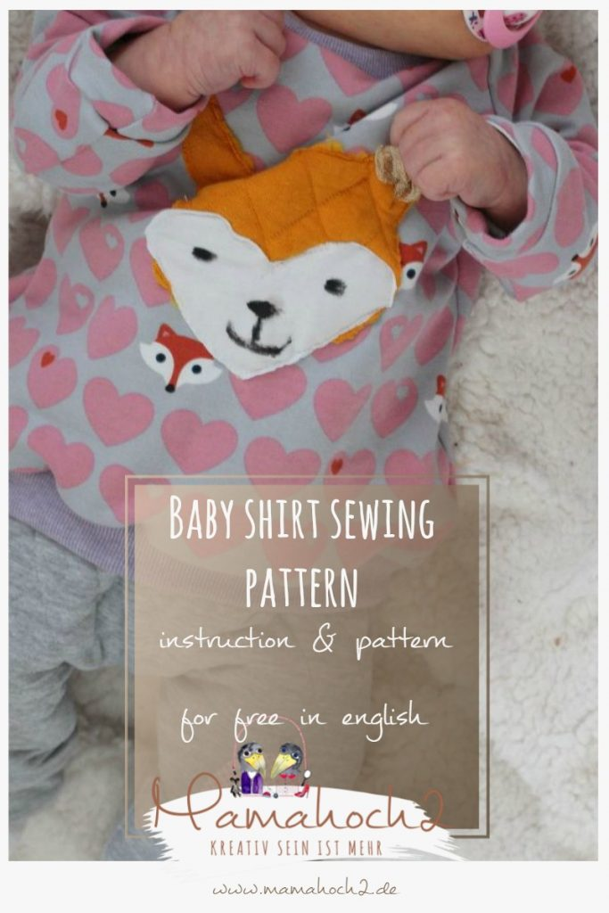 sewing pattern baby shirt toddler free