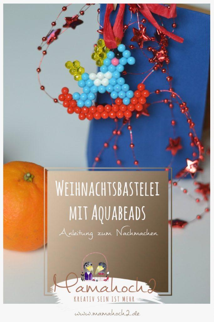 Aquabeads . Bastelanleitung . Geschenke dekorieren 46