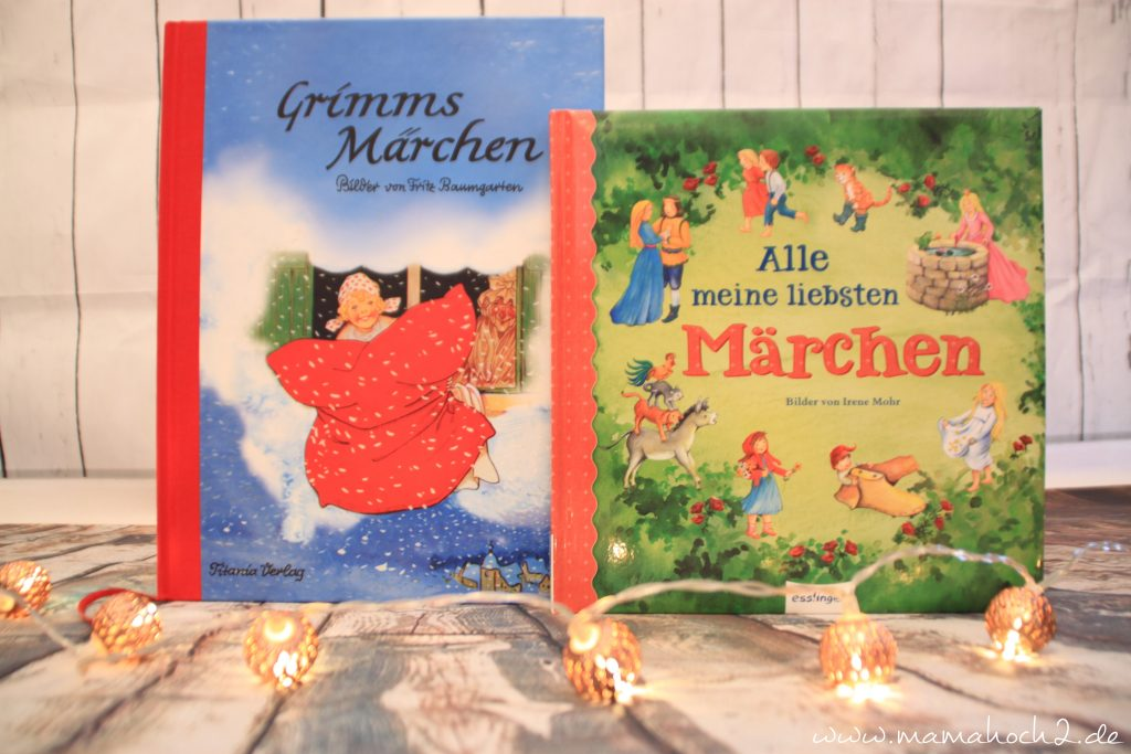 Büchertipps Kinderbücher Weihnachten Märchenbücher