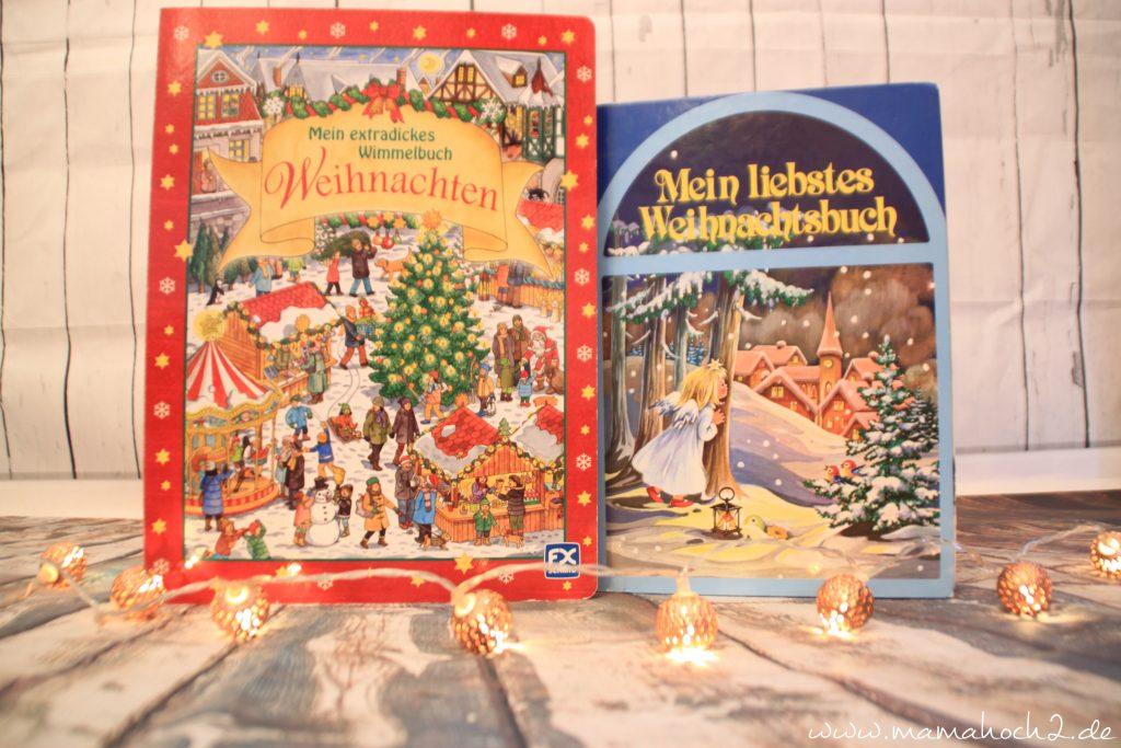 Büchertipps Kinderbücher Weihnachten Mein großes Weihnachtsbuch Wimmelbuch Weihnachten