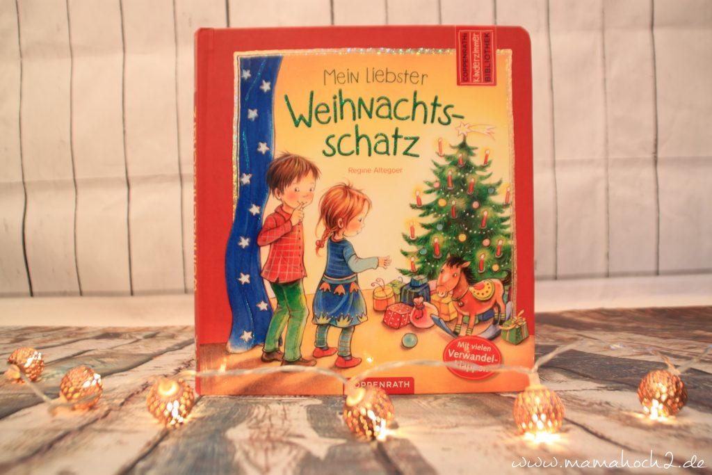 Büchertipps Kinderbücher Weihnachten Weihnachtsschatz Kleinkinder