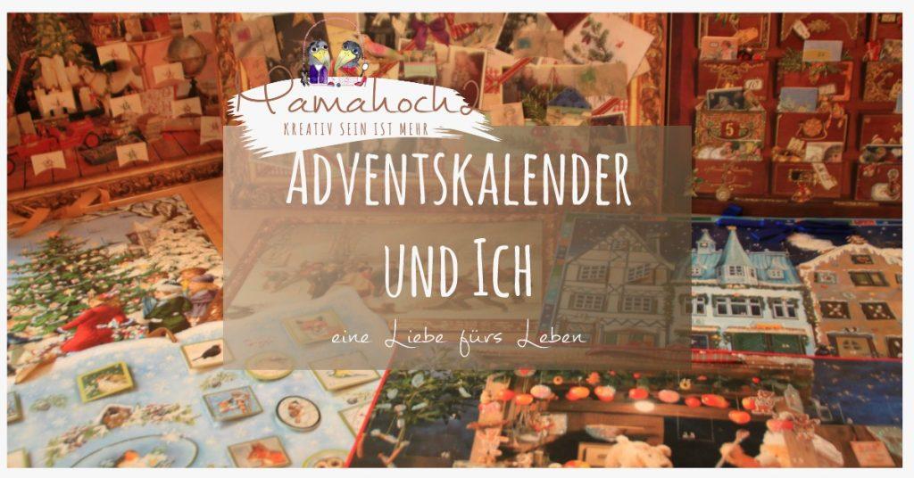 Blogfoto Kalender Adventskalender und ich