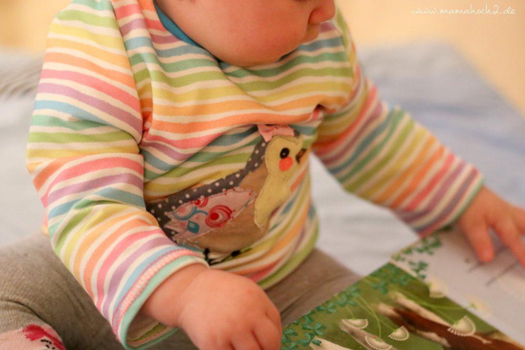 applizieren sprühkleber nähen lernen applikation freebie nähanleitung nähen für babys