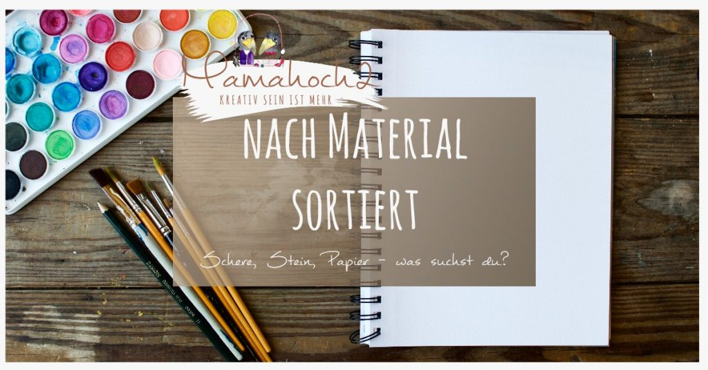 do it yourself nach material