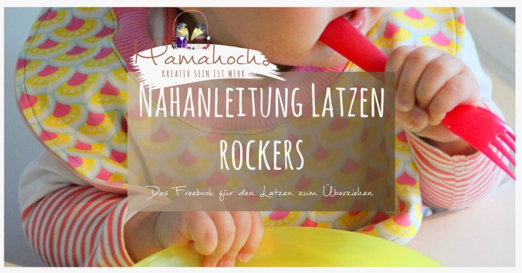 latzen nähanleitung tutorial latzen rockers mamahoch2