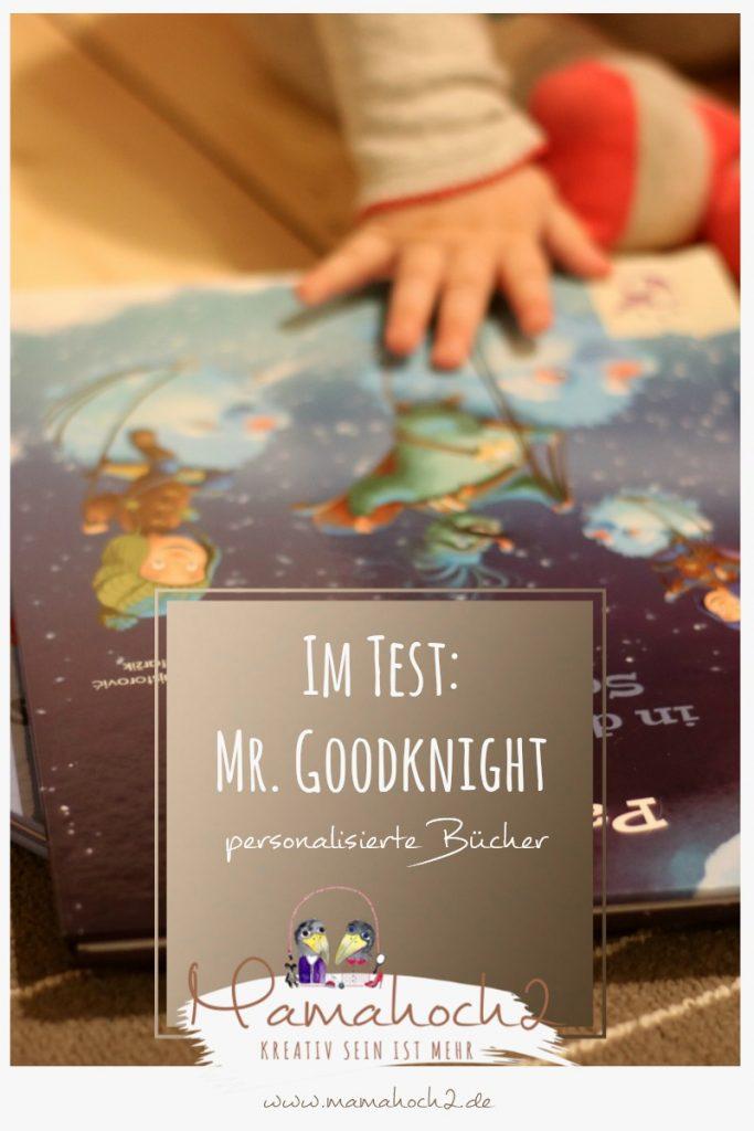 mr goodknight bücher