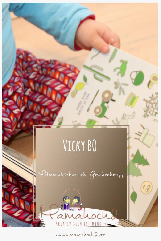 vicky bo mitmachbücher
