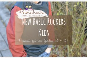 New Basic Rockers . Freebook . New Basic Rockers Kids