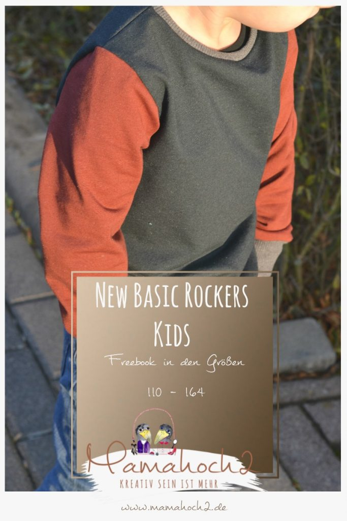 New Basic Rockers . Freebook . Pullover nähen . Nähanleitung 73