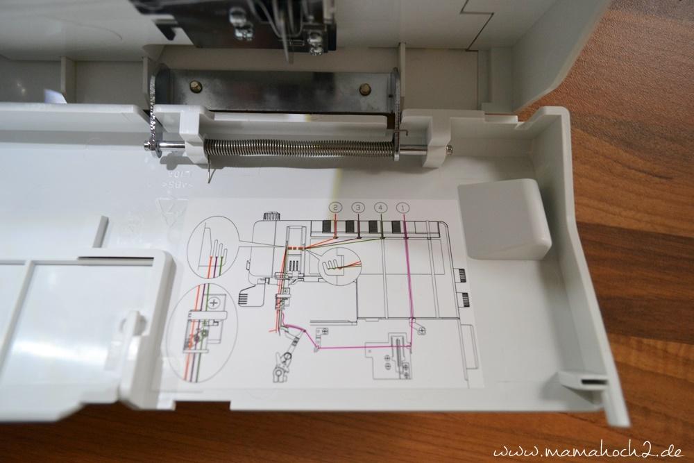 Gritzner . Gritzner Coverlock . Gritzner Coverlock 4850 . Coverlock Erfahrungsbericht . Maschinentest . Nähmaschinentest (10)