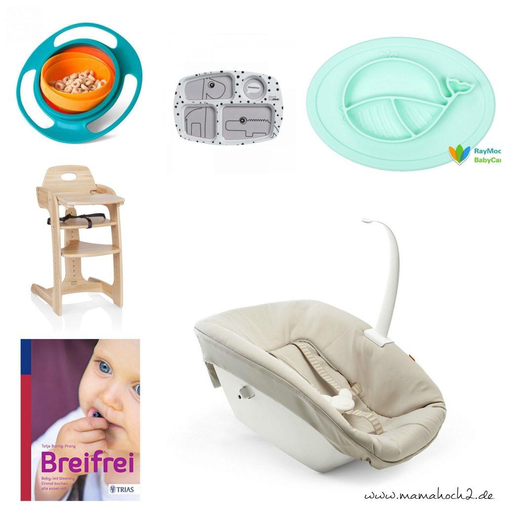 breifreistart blw baby led weaning