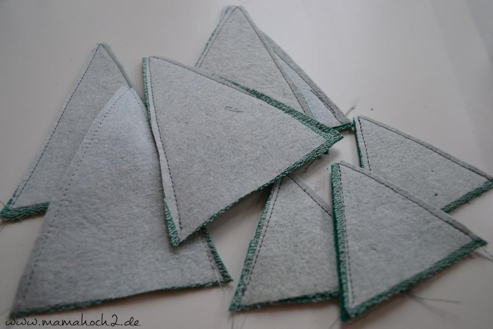 Drachenzacken für die Kapuze . Drachenpullover . Faschingskostüm selber nähen . Drachenkostüm . Drachenkapuze (12)