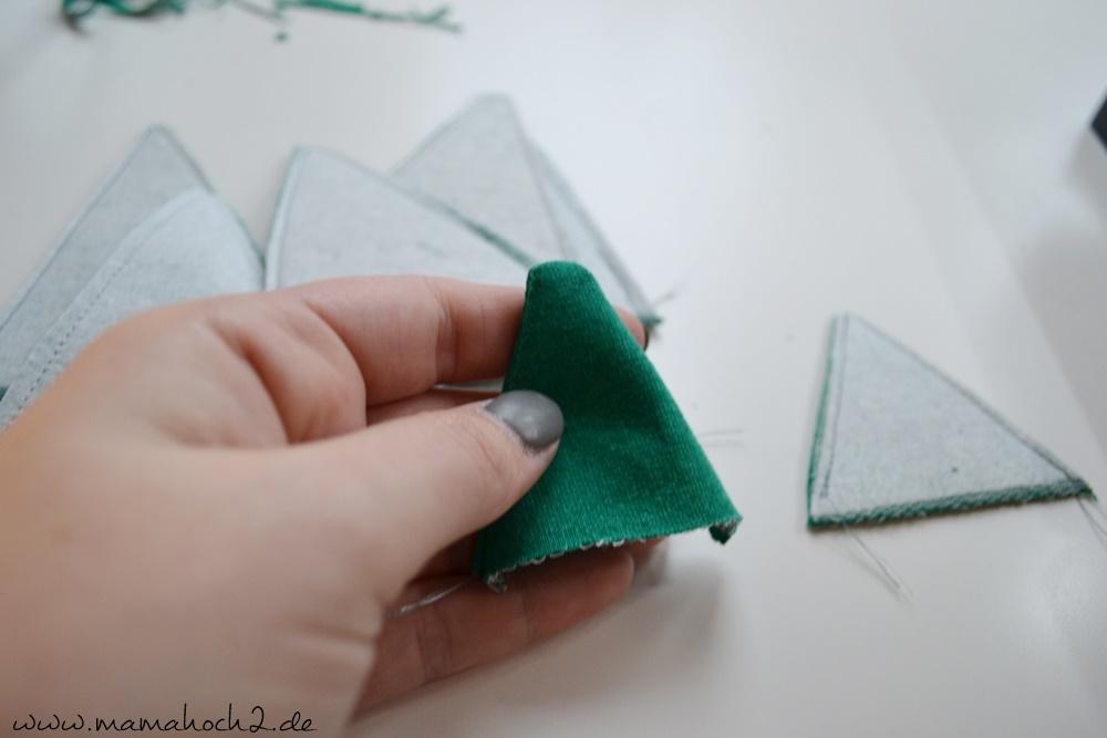 Drachenzacken für die Kapuze . Drachenpullover . Faschingskostüm selber nähen . Drachenkostüm . Drachenkapuze (14)