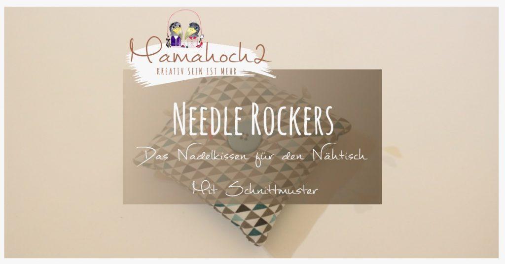 Needle Rockers – Nadelkissen Schnittmuster . 1