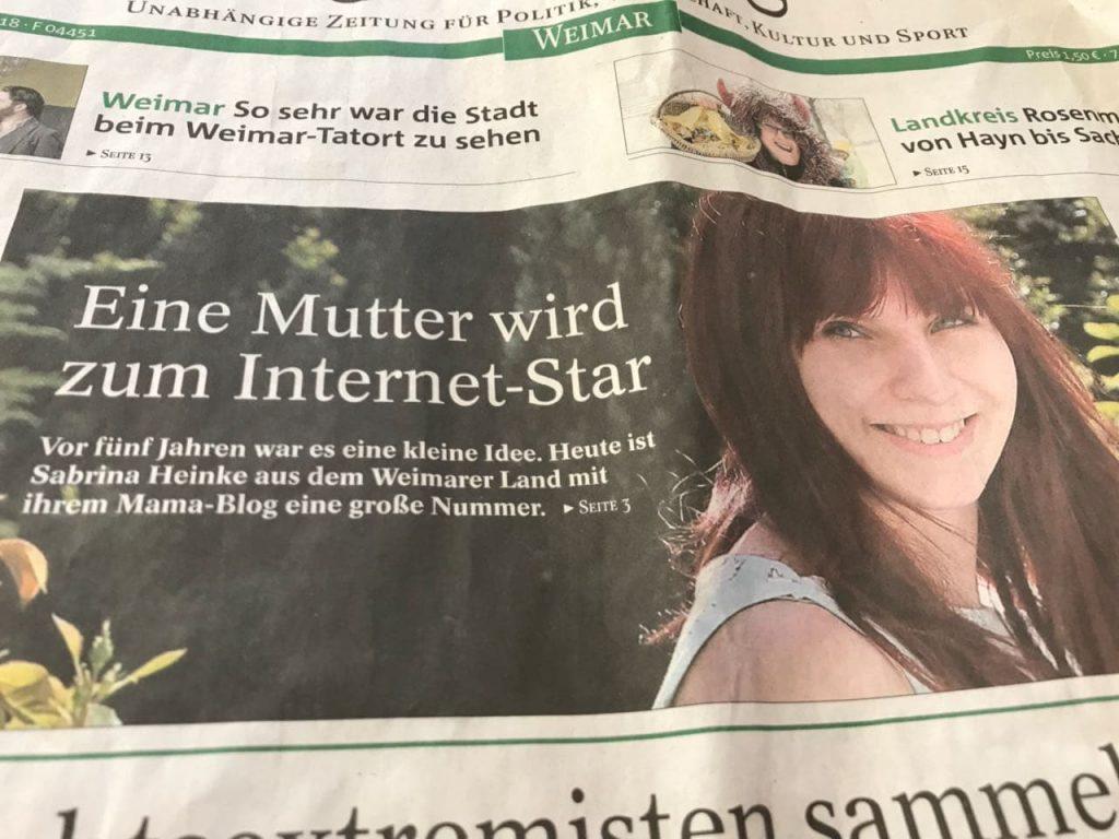 Thüringer Allgemeine Mamahoch2