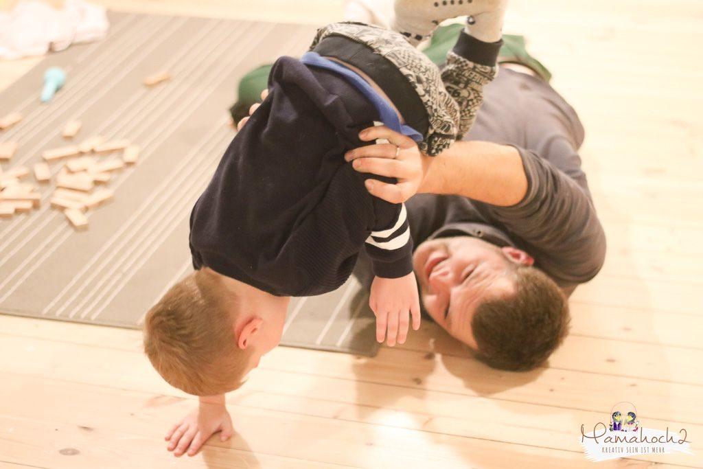 turnen und fit mit kindern