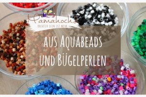 Blog Header Aquabeads und Bügelperlen Blogfoto