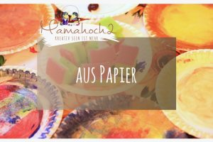 Blog Header Papier Blogfoto