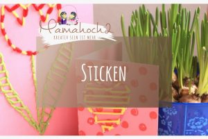 Blog Header Sticken Blogfoto