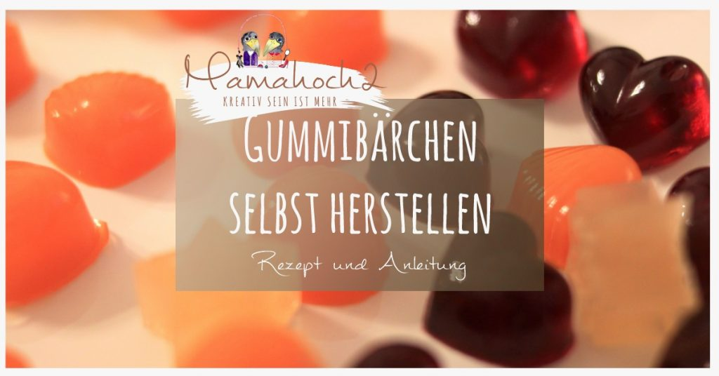 Gummibärchen Blogbild