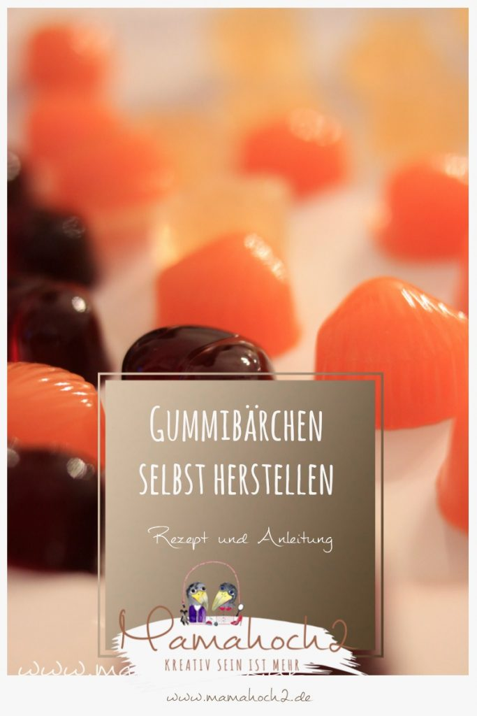 Gummibärchen Pinterest