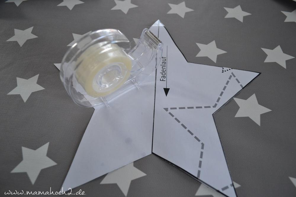 Sternspieluhr . Sterne . Zählstern . Sterne . Stern Freebook . Sternkissen (10)