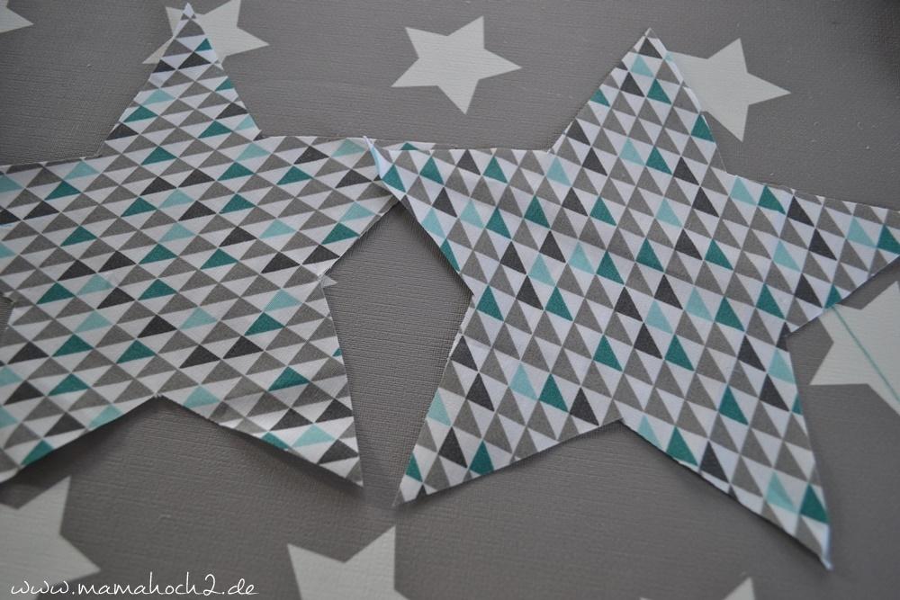 Sternspieluhr . Sterne . Zählstern . Sterne . Stern Freebook . Sternkissen (57)