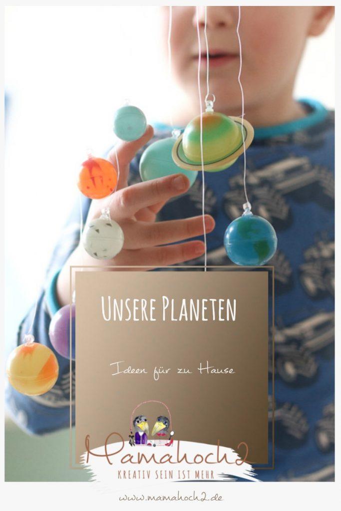 planeten lernen sonnensystem tipps spielideen erde mond sonne neptun lernen fürs leben kinderzimmer ideen für zu hause