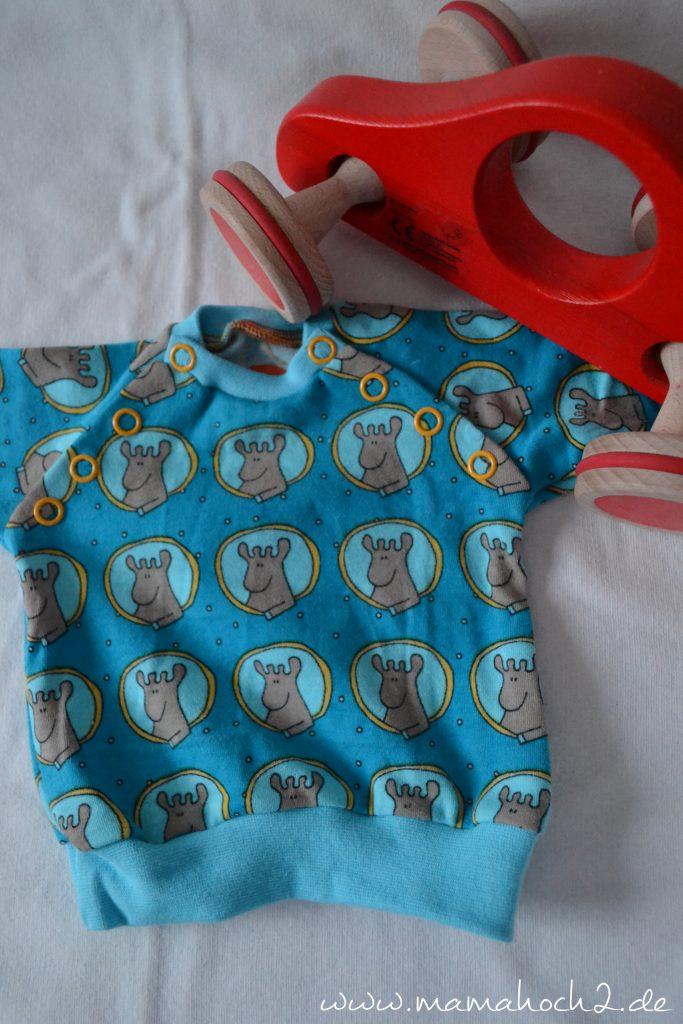 Knopfleiste Nähen tutorial wie du ein babyshirt mit doppelter knopfleiste nähst