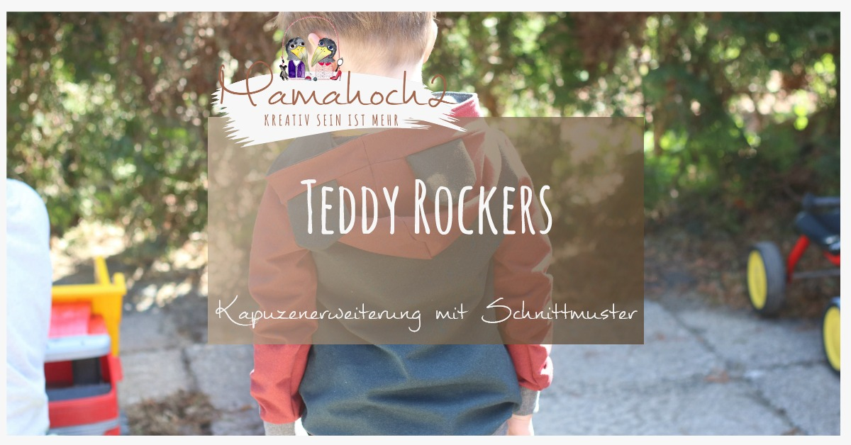 Kapuzenerweiterung: Teddy Rockers ⋆ Mamahoch2