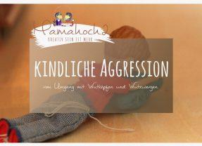 kindliche Aggression: vom Umgang mit Wutköpfen und Wutzwergen