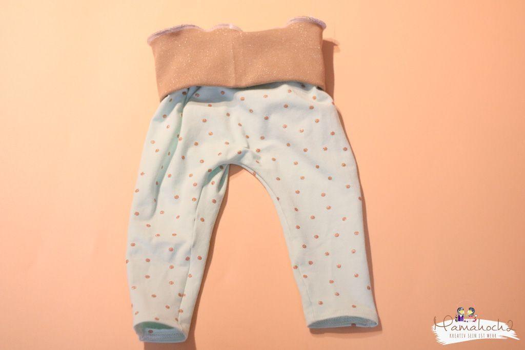leggings nähen nähanleitung schnittmuster anpassen (1)