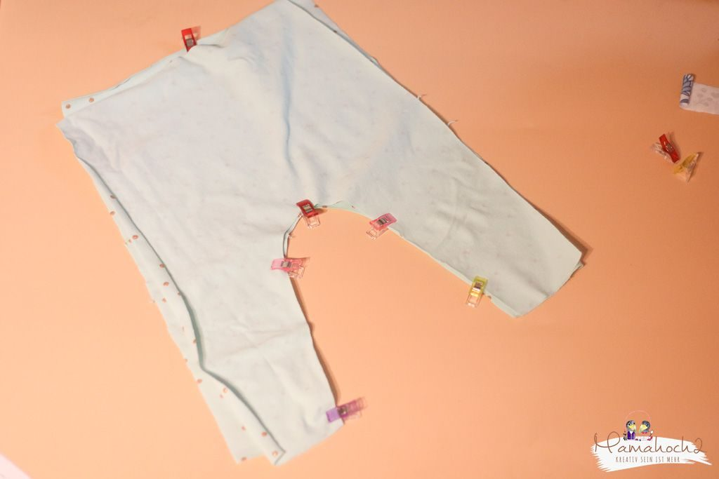 leggings nähen nähanleitung schnittmuster anpassen (5)
