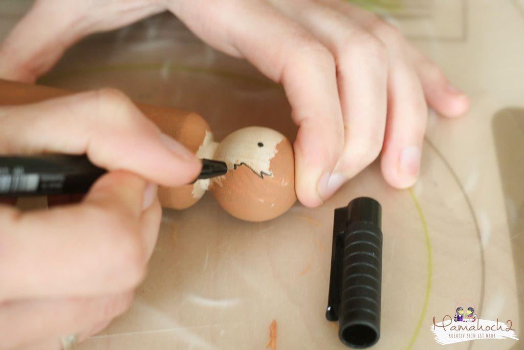 peg dolls selber machen waldorf spielzeug selber machen (2)