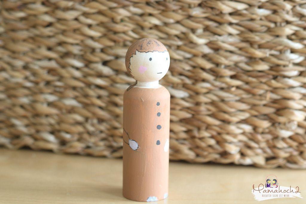 peg dolls selber machen waldorf spielzeug selber machen (4)