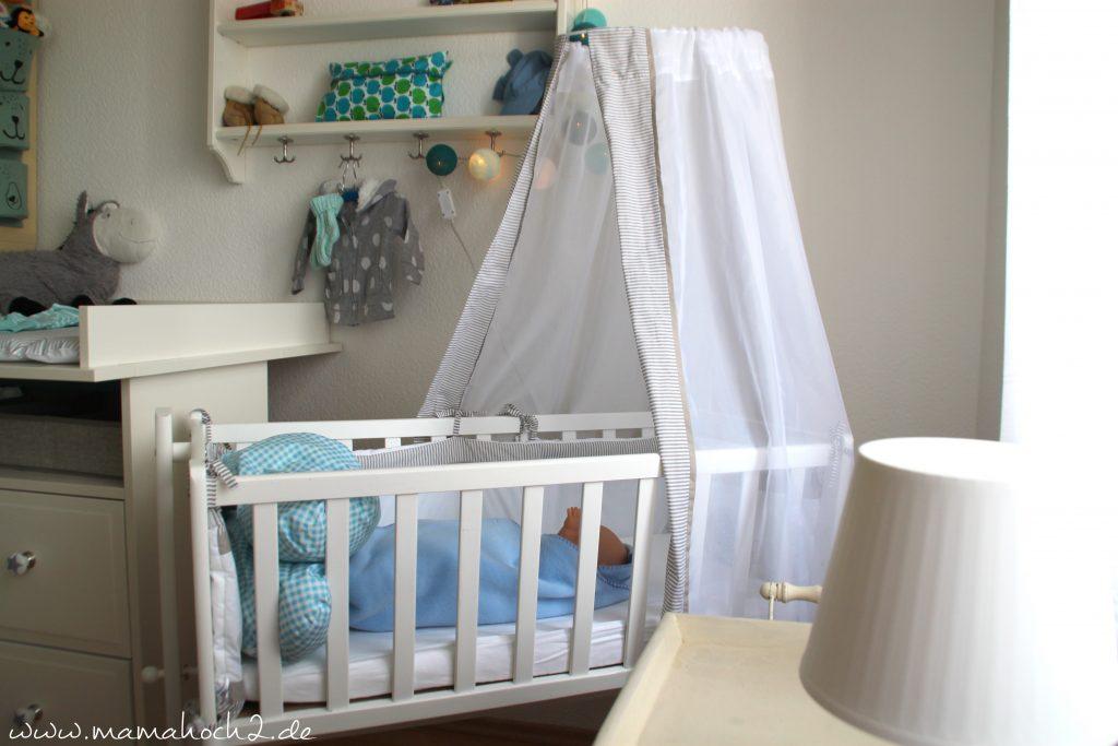 Klein aber fein die babyecke im schlafzimmer ⋆ mamahoch2