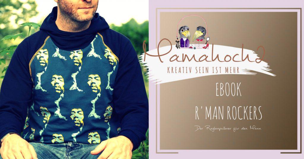 R\'Man Rockers - Der Raglanpullover für Männer ⋆ Mamahoch2