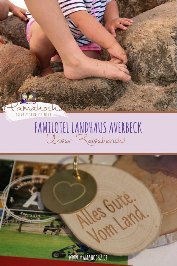 Reisebericht Landhaus Averbeck Familotel reisen mit Kindern