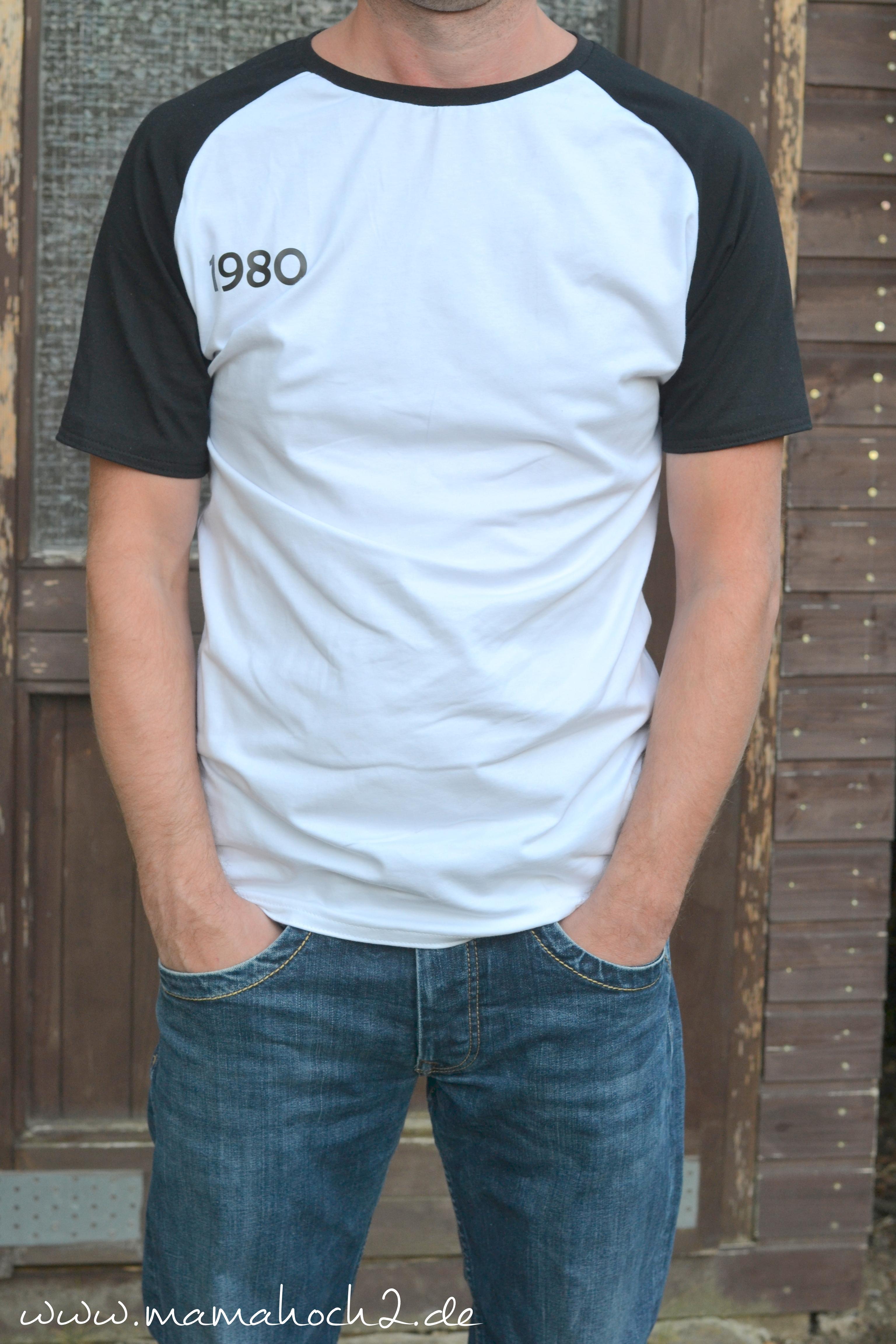 Nähen Für Den Sommer Der Rman Rockers Als T Shirt Mamahoch2