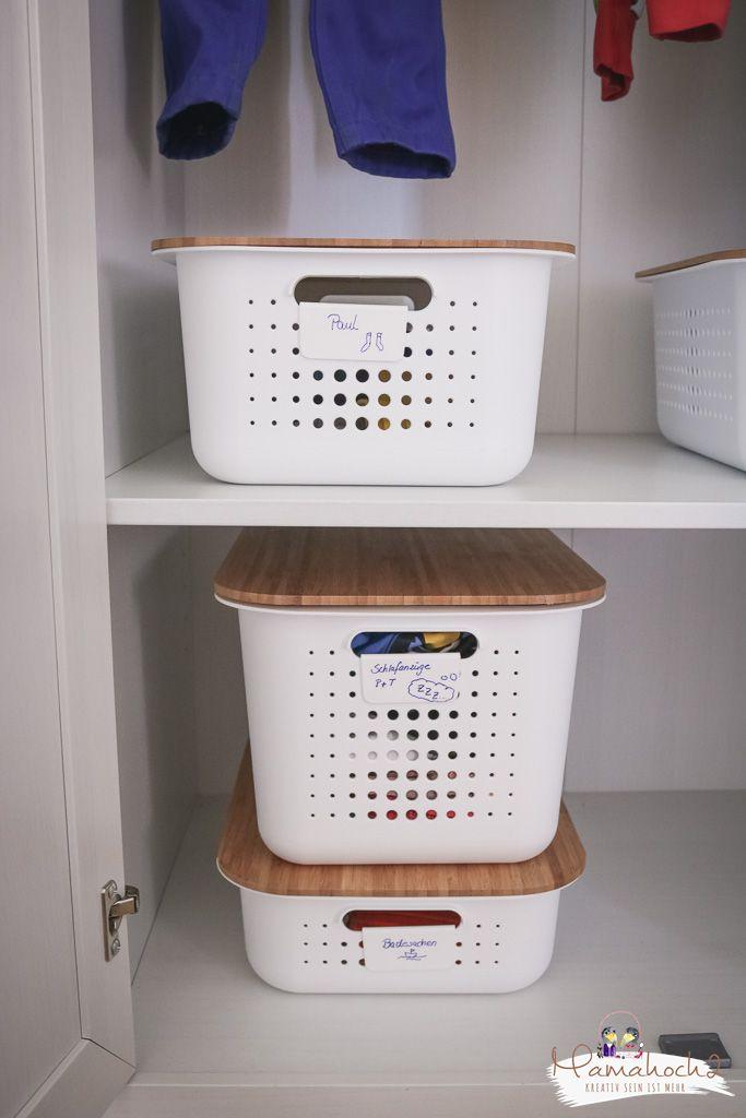 tipps f r mehr ordnung im kleiderschrank der kinder. Black Bedroom Furniture Sets. Home Design Ideas