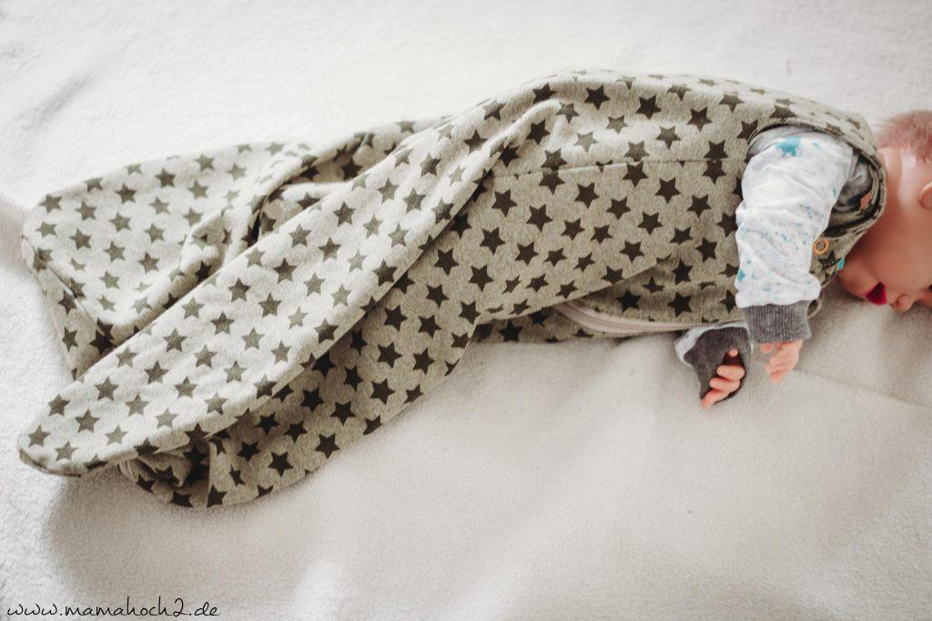 n hanleitung tulip rockers wird zum schlafsack mamahoch2. Black Bedroom Furniture Sets. Home Design Ideas