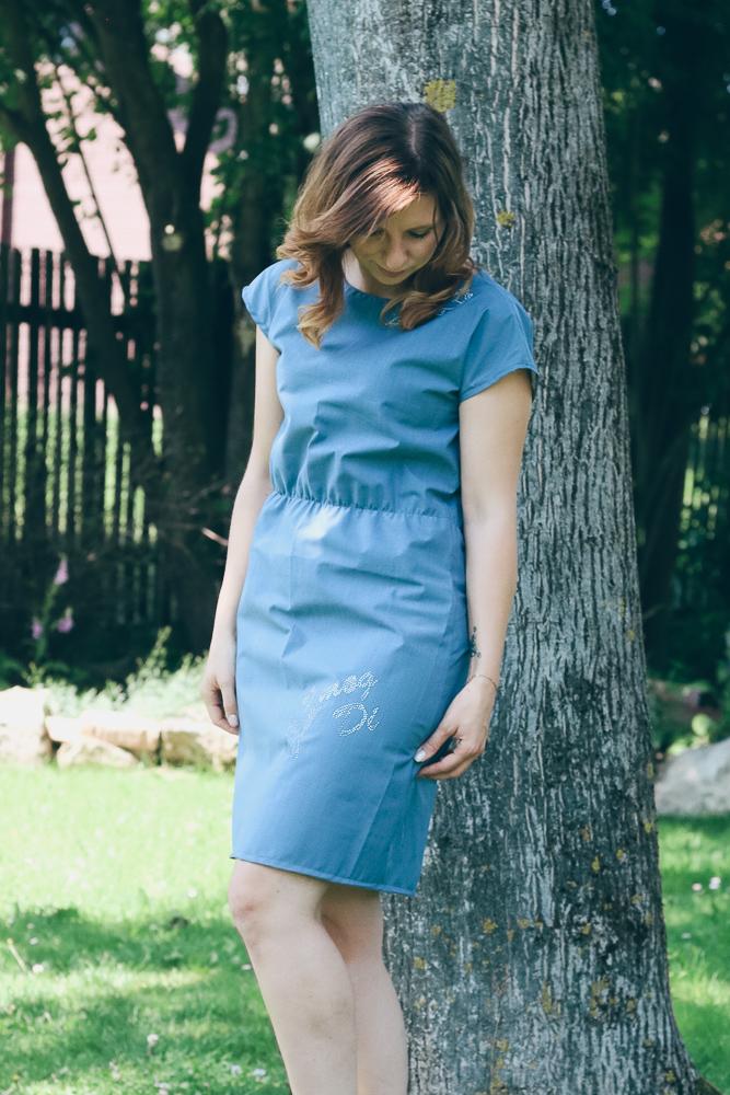 Kleid nahen 44
