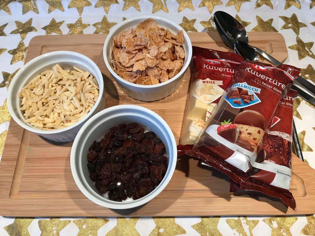 Geschenkidee aus der Küche: Schoko Crossies selbstgemacht ...